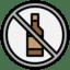 Воздержание от спиртного